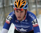 Daniel Summerhill's 13th in Zolder was the top placing by an American man. © Bart Hazen