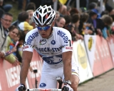 Stybar's disappointing finish ©Greeg Germer