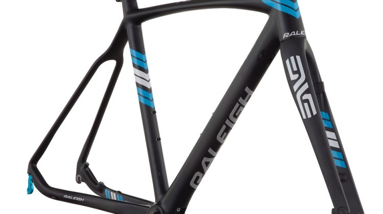 Win a Raleigh RXC Pro Disc cyclocross frameset