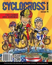 The best gift? A subscription to Cyclocross Magazine, of course!