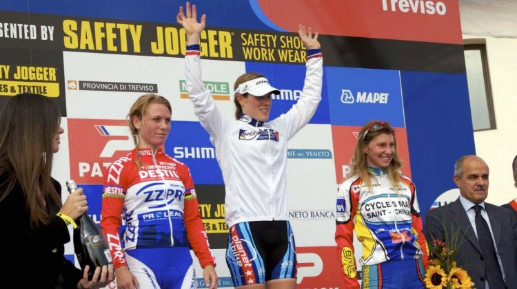 Katie Compton leading the UCI rankings and the World Cup. by Mark Legg-Compton
