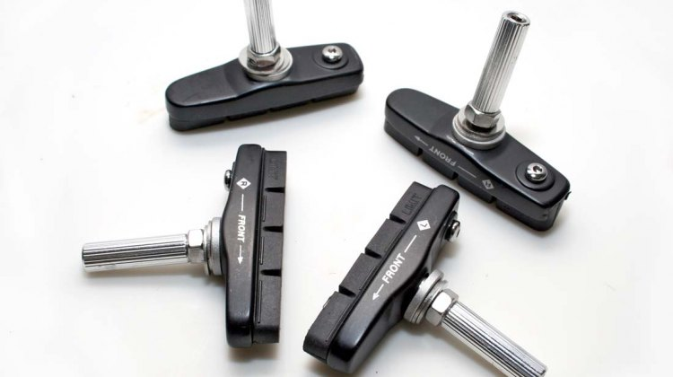 Velo Orange Toe-In Adjustable Brake Pads. © Cyclocross Magazine