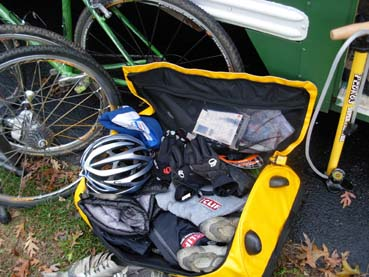 Packing for Nationals? Follow this bike packing advice. © Josh Liberles