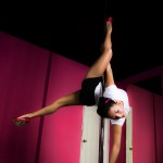 Pole dancers rally to add their sport to the Olympics. © Cesar Aguilar