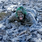 The Tough Mudder lives up to its name. Via Flickr @Mike Byford