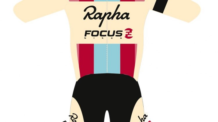 Proposed 2010 Rapha-Focus team kit