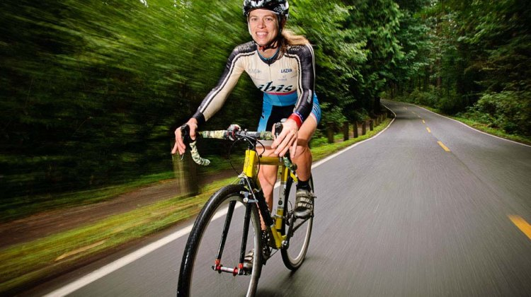 Barb Howe Ready to Roll into 2010/2011. Photo courtesy