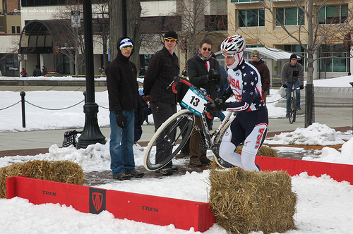 Madison is already used to hosting winter cyclocross with the Cyclo Frost. © Emily Mills