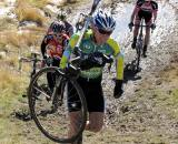 Lee in a Masters race in Colorado © Annette Hayden