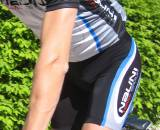 The Nalini bib shorts and short sleeve jersey working together.