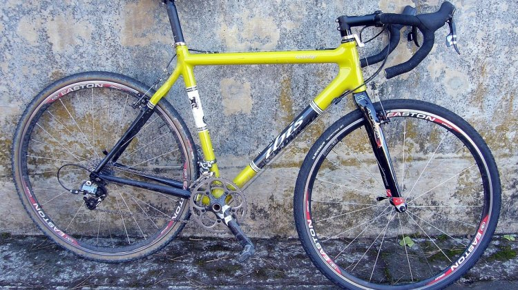Ibis Hakkalugi Carbon Cyclocross Bike © Cyclocross Magazine