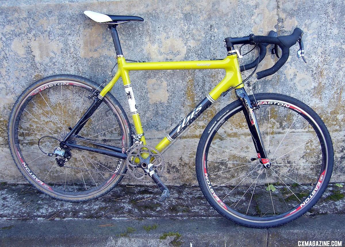 Cross Bike Review: Ibis Hakkalugi Carbon Cyclocross Bike ...