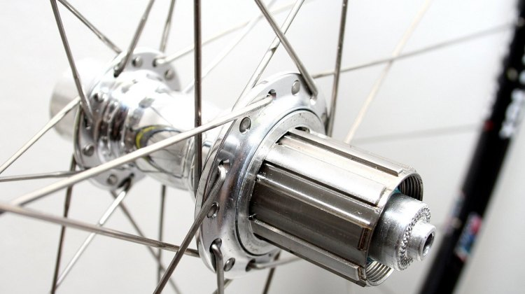 The Perfect Cyclocross Wheel © Cyclocross Magazine