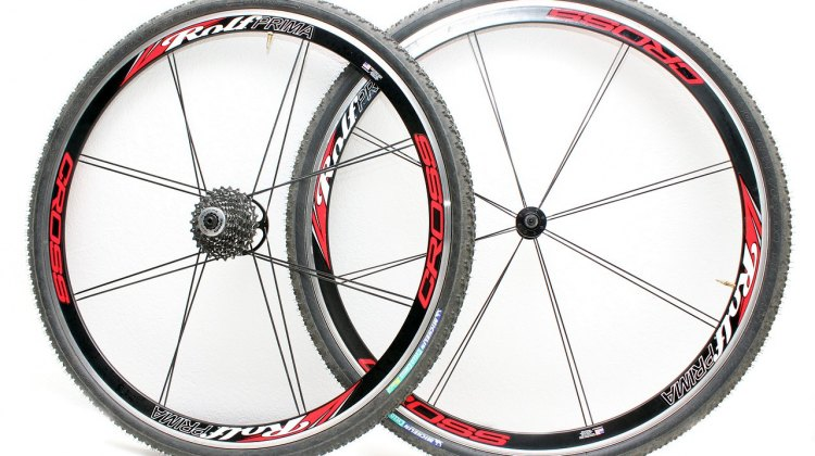 Rolf Cross Wheelset © Cyclocross Magazine