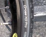 The TNT tubeless technology will be used on the Vittoria XG for 2012. © Clifford Lee / Cyclocross Magazine