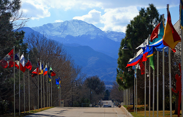 The Olympic Training Center in Colorado Springs hosted the USAC Cyclocross Promoter Summit. by sagruffin305 on Flickr