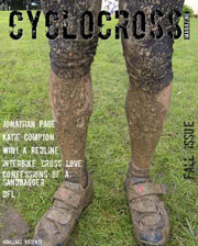 Cyclocross Magazine Issue Number One