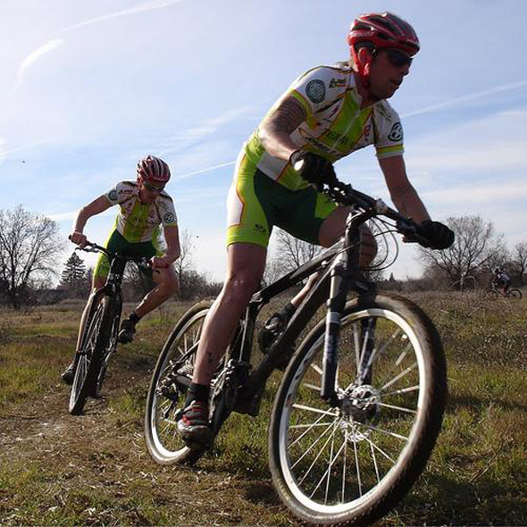 Mountain bike rides are a great off season way to stay sharp for the coming 'cross season. Photo via flickr by gzahnd.