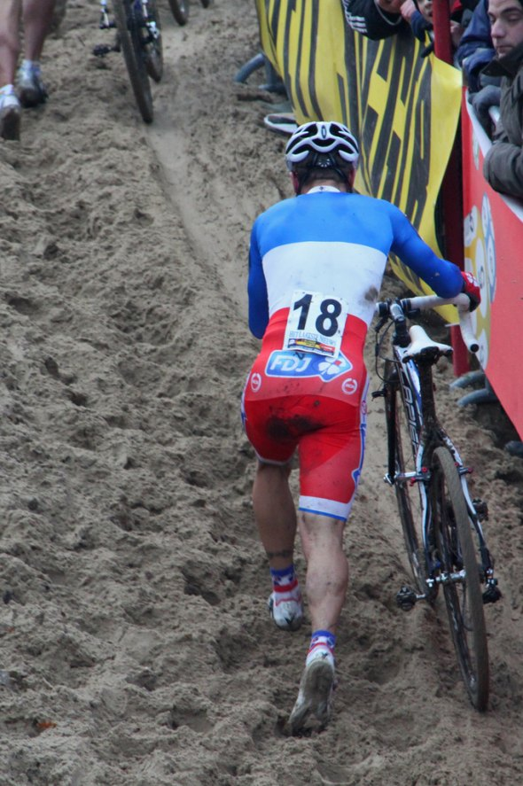 World Cup Cyclo-Cross Koksijde sjaradona