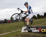Lewis Rattray shows his winning form. by Brian Mangano