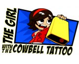 The Girl With The Cowbell Tattoo