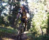 Exploring the singletrack around Mt Hood. ©Cyclocross Magazine