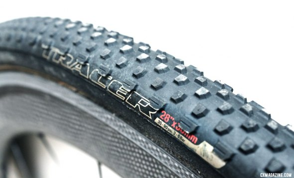 Specialized Tracer Cyclocross Tubular Tire, 700x33c © Cyclocross Magazine