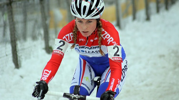 Daphny van den Brand - File Photo