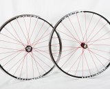 A custom wheelset from PSIMET Rob Curtis