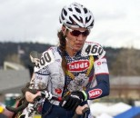 Nicole Duke at the National Championships in Bend. ©Tim Westmore