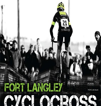 60H&R BLOCK Cross Race and Clinic Poster
