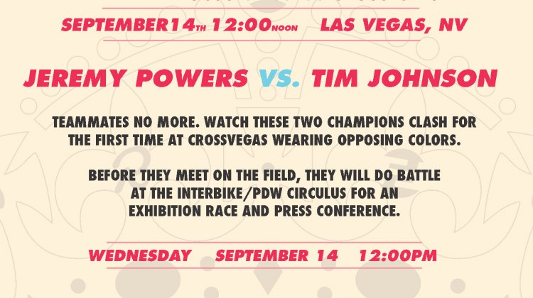 Vengeance In Vegas: Powers Versus Johnson