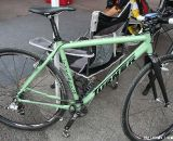 The Turner Cyclosis is an all-aluminum, all-business race machine. ©Cyclocross Magazine