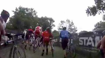 uspg sun prarie cyclocross course pre-ride video by troy wells