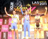 Van der Haar, Heule and Peters made CrossVegas 2011 a European affair. ©Cyclocross Magazine