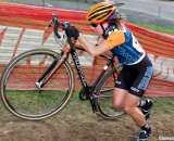 Alice Pennington powered her way to her first Crusade win of the season. © Pat Malach