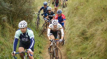 Cyclocross racing, Scottish-style. courtesy of Velo Club Moulin