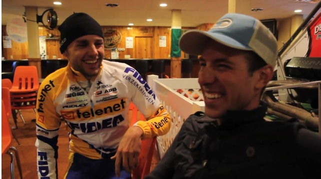 Powers chats it up in Behind the Barriers, Episode 3