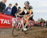 Niels Albert stormed to the solo win. © Bart Hazen