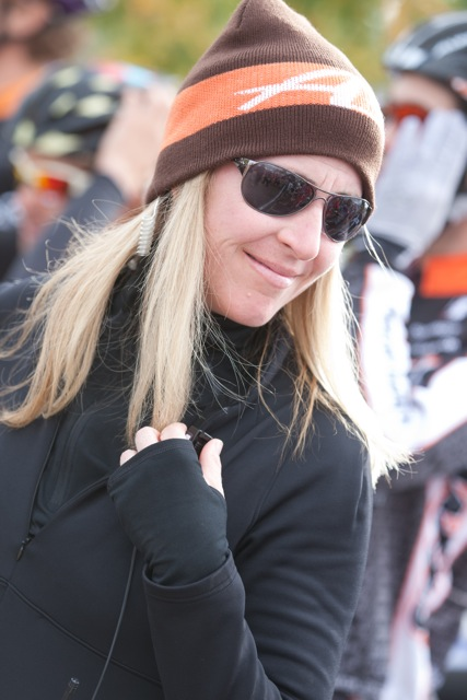 Joan Hanscom, event director of USGP series