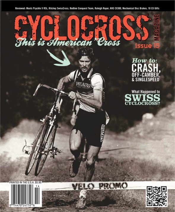 The best gift: a digital or print subscription to Cyclocross Magazine!