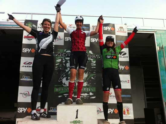 SoCalCross PRESTIGE SERIES #16 Women Podium