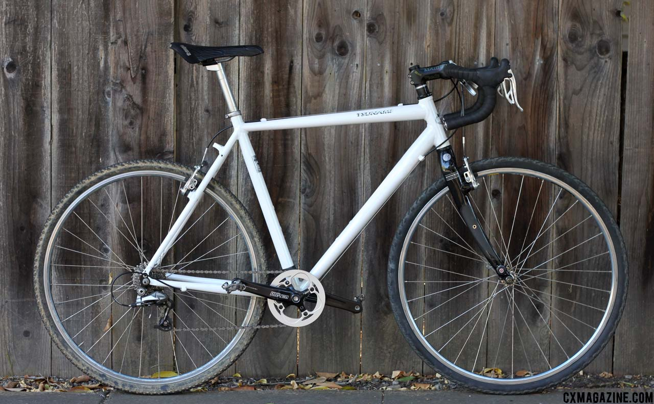 the cheap bike built around a brand new generic easton ultralight frame