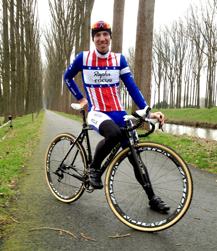 Powers Shows Off New US National Champion Rapha-Focus Kit ... a3d91c068