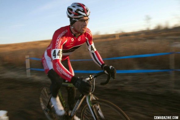 2012 Cyclocross National Championships, Masters Men 30-34. © Cyclocross Magazine