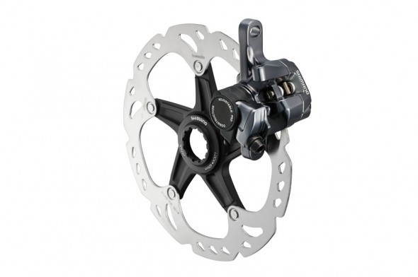 Shimano's new CX75 Cyclocross and Road Mechanical Disc Brake