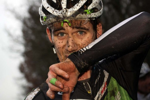 Jamey Driscoll talks World Championships prep and expectations. © Cyclocross Magazine