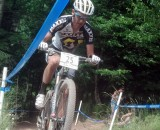 Geoff Kabush at the Windham World Cup. Cyclocross Magazine