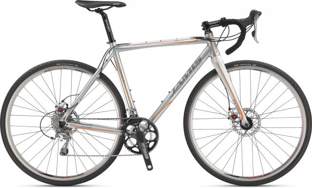 Jamis Unveils Three New Disc Brake Equipped Cyclocross Bikes For