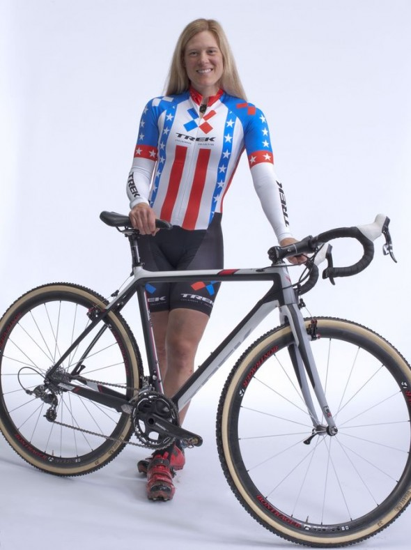 Katie Compton's New Team, Trek Cyclocross Collective